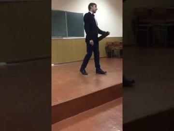 Перший тематичний Stand Up!